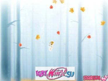 Прекрасная фея Зимы нуждается в вашей помощи в игре фей Винкс http://vinks-game.com