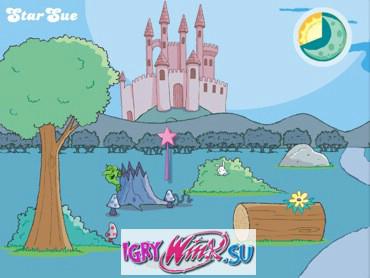 Бесплатная игра «Атака Винкс» - сразитесь с гоблинами вместе с Винкс http://vinks-game.com